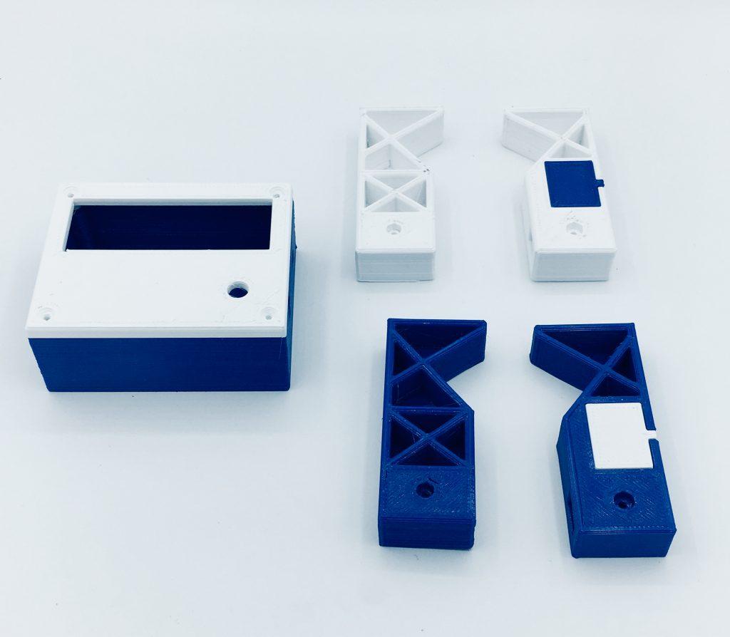 3D-Druckteile EWD-Waage